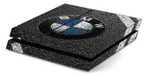 Bmw Ps4 Skin Vinyl Decal Playstation 4 Console Designer Sticker Cars Logo 011 Ebay