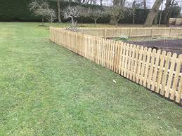 Vegetable Garden Fence Installation