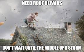 Roof Meme