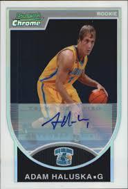 Buy Adam Haluska Cards Online   Adam Haluska Basketball Price Guide -  Beckett