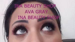 Ava gray by kitty kawai lenses - YouTube