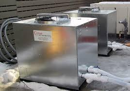 custom ice rinks chillers
