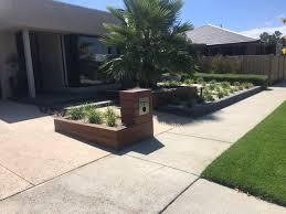 small garden design melbourne abelia