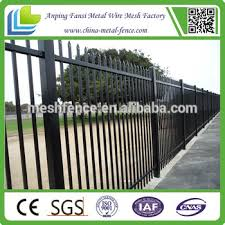6 High Spear Top Steel Fence Panels Manufacture Galvanized Steel Fence Post Cap Galvanized Steel Fence Posts Buy Steel Fencing Steel Yard Fence Panel Cheap Fence Post Caps Product On Alibaba Com