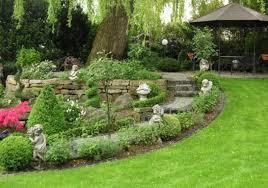 landscape designs for a fairy tale garden