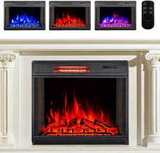 yodolla 28 electric fireplace insert