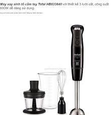 Máy xay sinh tố cầm tay Tefal HB833840 - 600W