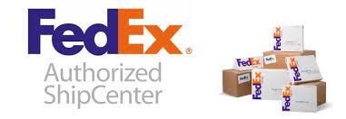 fedex shipping authorized fedex
