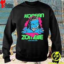 Korean Zombie Chan Sung Jung shirt ...