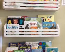 Kids Book Rack Etsy