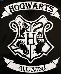 Harry Potter Hogwarts Vinyl Sticker