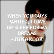 bts jung kook quotes quotesgram