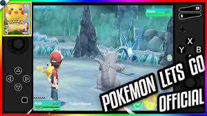 🔥Download Pokemon Let's Go Apk 2020(Apk+OBB)Free Latest