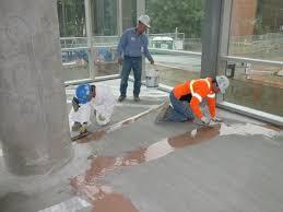ccis terrazzo installation scott parsons