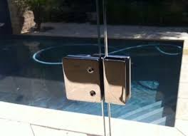 Magnetic Latch For Frameless Glass Pool Fencing