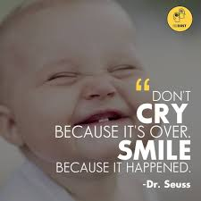 quotes don t worry keep smiling