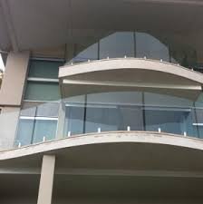 Stainless Steel Spigot Railing Design For Terrace Fence Round Glass Spigot For Indoor Pool For Sale Construction Real Estate Balustrades Handrails Manufacturer From China 108880643