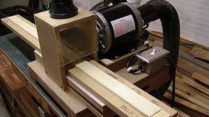 how to make a simple thickness sander