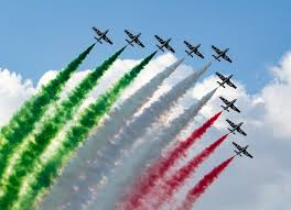 Frecce Tricolori a Napoli, il 28 maggio in occasione del Giro d'Italia