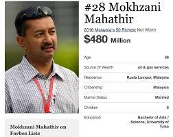The RCI will determine if Mahathir is the biggest thief in ...