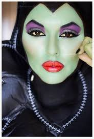 eye makeup for witch costume cat eye