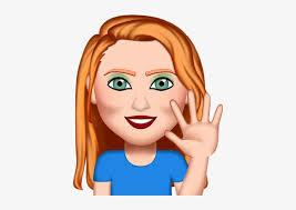 photography redhead makeup emoji me
