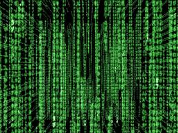 moving matrix background 1024x768