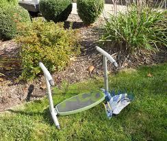 heavy duty garden rocker kneeler bench