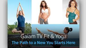 gaiam tv fit yoga