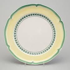 boch porcelain plates in pattern