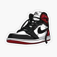 Jordan Stickers Redbubble