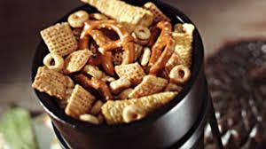 honey roasted chex mix recipe