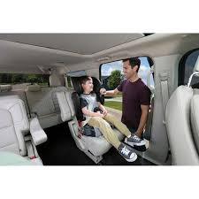 dual comfort midpoint booster car seat