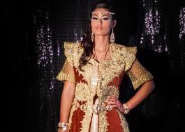 robe algérienne tenues robes de