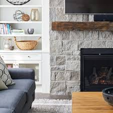 stone fireplace design ideas