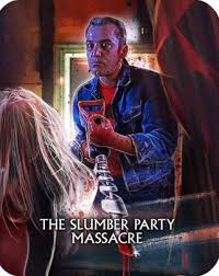 The Slumber Party Massacre by Amy Jones, Aaron Lipstadt |Amy Jones ...
