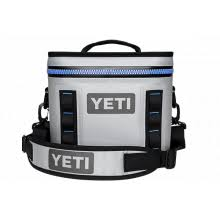 Yeti Built For The Wild Window Decal Teal