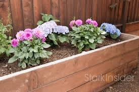 california diy garden box plans photos