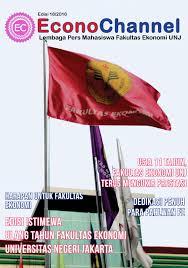 majalah econochannel fe unj edisi by econochannel fe unj issuu