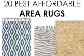 affordable area rugs 20 best rugs for
