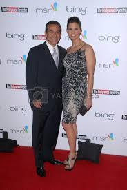 Antonio Villaraigosa and Lu Parker at the Hollywood Reporter's Nominee's  Night at the Mayor's Residence, presented by Bing and MSN, Private  Location, Los Angeles, CA. 03-04-10/ImageCollect Royalty Free Stock Image |  Stock