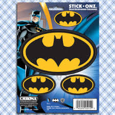 Batman Symbol Car Window Decals Stickers