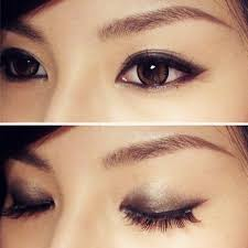 makeup tutorial for asian eyes