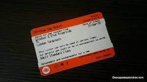 travelcard ou oystercard quelle carte