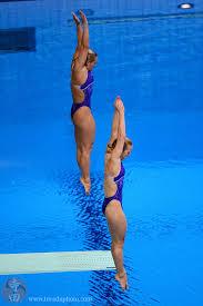 Olympics: Diving-Women's 3m Synchro Finals | Terada Photo