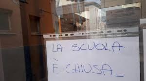 Coronavirus, manca solo l'ufficialità: scuole chiuse ancora 8 ...