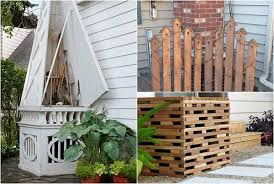 14 Creative Ways To Hide Your Air Conditioner Unit Home And Gardening Ideas