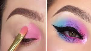 cute eye makeup ideas pilation the