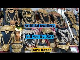 jewellery whole market in kolkata