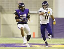 Aaron Graham is back at running back for UNI football | The Gazette